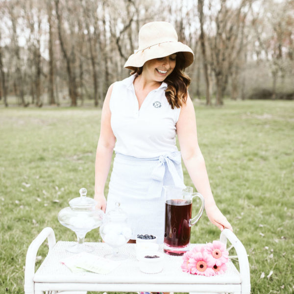 Iced TEE Bar Cart