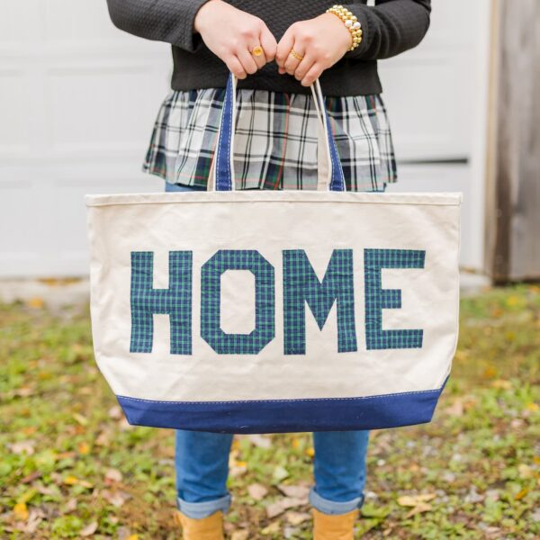 Mad For Plaid with Duffield Lane