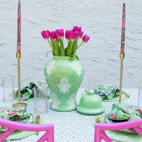 Tabletop Tuesday with Summer Florals